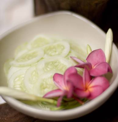 Why Use Fresh Cucumbers in Your Facial?